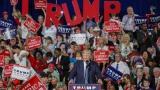 """Изборите могат да бъдат """"откраднати"""" от Тръмп, опасяват се 41% от US избирателите"""