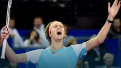 Александър Зверев на 1/4-финал в Хале