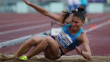 Габриела Петрова зае последното място в тройния скок на Диамантената лига в Рима