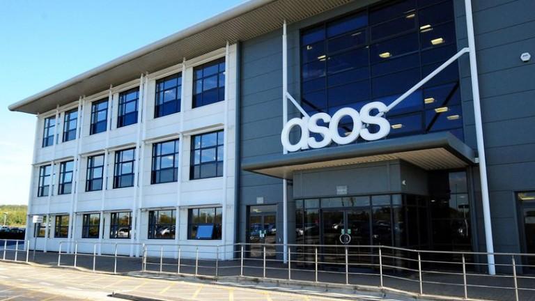 Онлайн търговецът Asos предвижда 500 млн. паунда за глобална инвазия