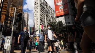 """Китай нарече протестиращите в Хонконг """"политически вирус"""""""