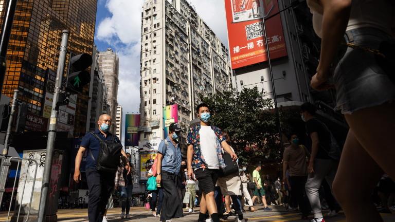 Топ политическият офис на Пекин в Хонконг нарече протестиращите