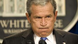 Буш пише книга, не е сигурен каква е