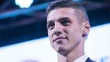 Кирил Десподов дебютира срещу Милан?