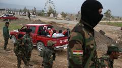 """""""Ислямска държава"""" вече контролира само 14% от територията на Ирак"""