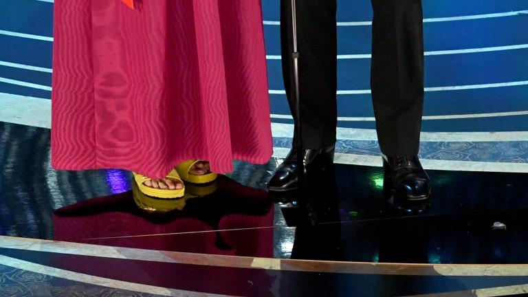 Кой излезе по джапанки на Оскарите