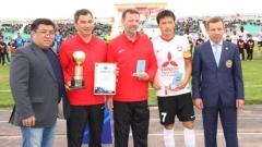 Тимът на Стойчо Младенов с драматична победа в казахстанското първенство