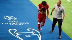 От Египетската футболна федерация заплашиха майката на Мо Салах