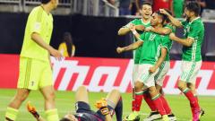 Текатито измъкна Мексико от Меси