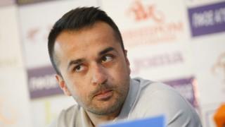 Телкийски: В очите на футболистите на Левски го има блясъка, първото място задължава