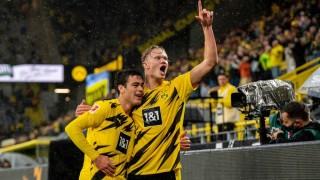 Ерлинг Халанд иска винаги да е част от Шампионската лига