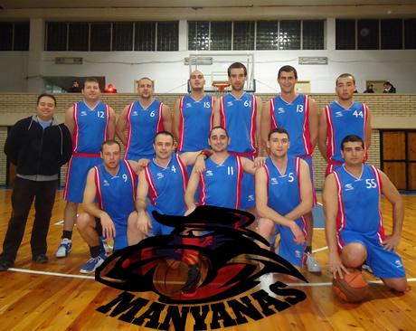 Манянас на полуфинал!