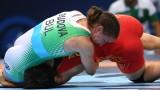 Страхотна Биляна Дудова! Ще играе на полуфинал на световното по борба!