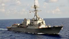 """Разрушител на САЩ с ракети """"Томахоук"""" навлезе в Балтийско море"""