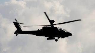 Военен хеликоптер се разби в Афганистан, петима загинали