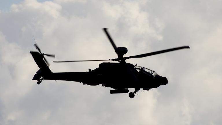 Гръцки военен хеликоптер падна в Егейско море, трима военни загинаха