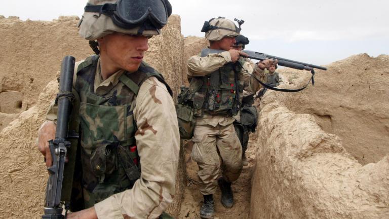САЩ вдигнаха военна база на иракско-сирийската граница