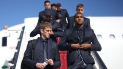 Футболистите на Байер (Леверкузен) са вече в България