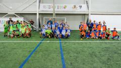 Турнир по футбол за деца превърна Пловдив в град на адреналин и спортни емоции