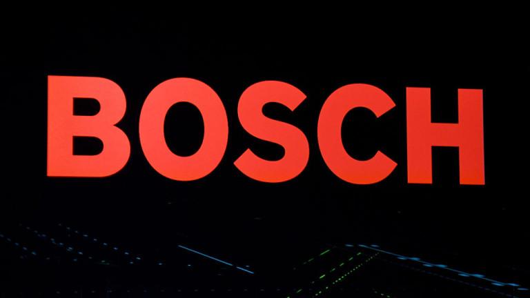 Германската група Bosch ще построи фабрика за перални машини в