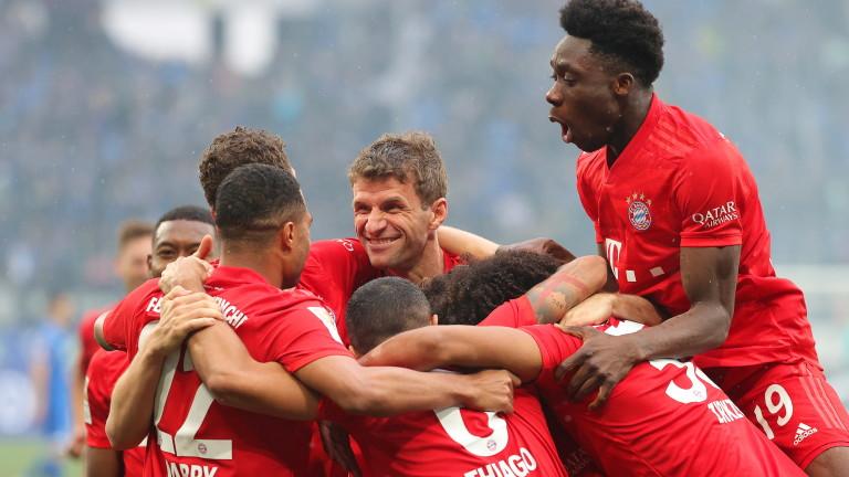 В събота футболът се завръща с мачове от Бундеслигата - на живо в ТОПСПОРТ!