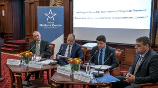 Миграционната политика e приоритет за МВР в рамките на председателството ни