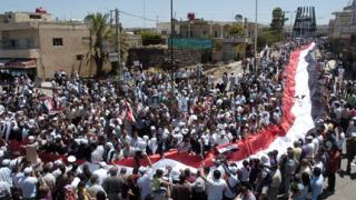 Сирийската опозиция се обедини срещу Асад