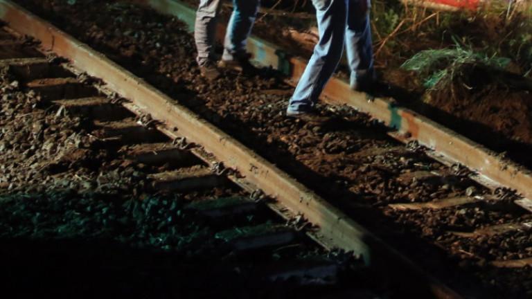 Двама мигранти са загинали, прегазени от влак в североизточна Гърция,