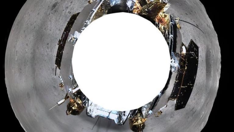 Космическите амбиции на Китай се пренасят в по-висока орбита. След