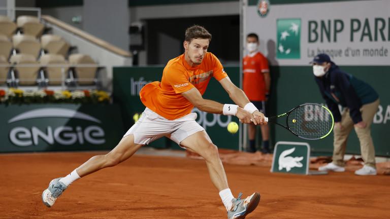 Пабло Кареньо Буста спечели първата си ATP титла у дома,