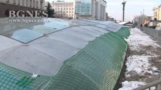 Няма повреди по Ларгото от бурния вятър, установи Рашидов