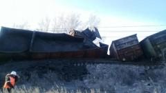 29 товарни вагона дерайлираха на най-дългата жп линия в света