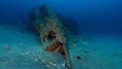 Немска подводница , потопена от собствената си тоалетна