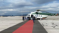 Борисов се среща на границата с Урсула фон дер Лайен и Шарл Мишел