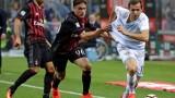 Давиде Калабрия е приет в болница след победата на Милан над Киево