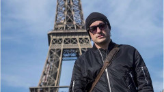 Владо Карамазов и Юлиан Вергов в Париж