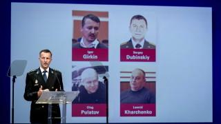 Сваленият MH17 над Украйна: Пуснаха телефонни разговори между заподозрени с висши руснаци