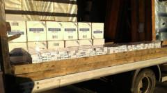 Откриха 33 мастърбокса контрабандни цигари на ГКПП-Кулата