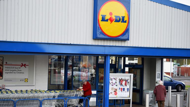 Lidl удвои държавите, в които продава български продукти