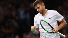 Филип Краинович - Йошихито Нишиока е първият известен 1/4-финал на ATP 250 в Стокхолм
