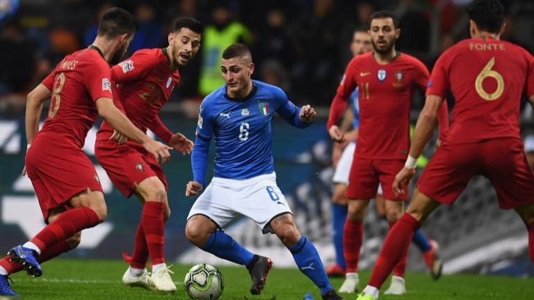 Нулевото равенство с Португалия попречи на Италия да се класира