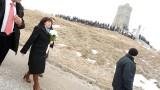 Караянчева: Почитаме българите, за които свободата е била по-ценна от живота