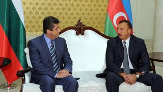 Първанов иска след година газ от Азербайджан