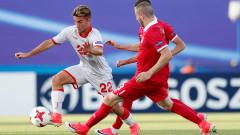 Зрелищно равенство в балканския сблъсък на Евро 2017 за младежи