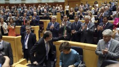 Испания суспендира автономията на Каталуния