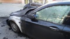 Запалиха колата на шефа на съда във Враца