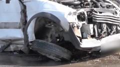 Смъртен случай на пътя Видин - Брегово