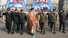 Иран разполага с над 500 хил. военни и ракети с до 2 хил. км обхват