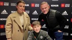 Кай Рууни подписа с Манчестър Юнайтед