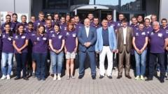 Красен Кралев откри международен семинар за съдии по лека атлетика